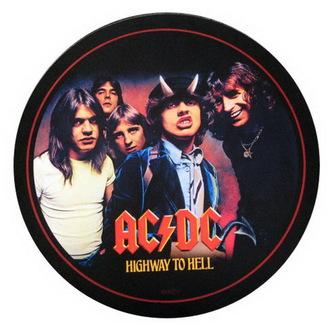 lábtörlő AC / DC - Autópálya-Foto- ROCKBITES, Rockbites, AC-DC