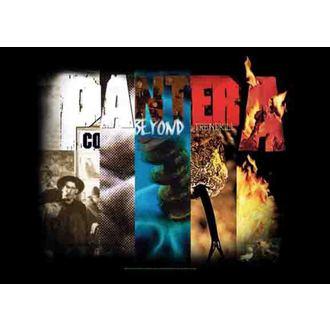 zászló Pantera - Album Collage, HEART ROCK, Pantera
