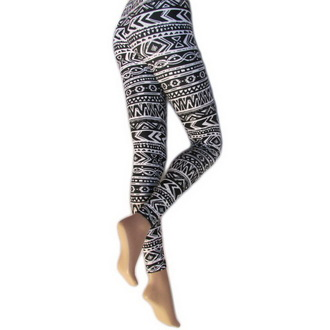 nadrág női (cicanadrág) LEGWEAR - Aztec, LEGWEAR