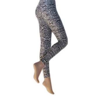 nadrág női (cicanadrág) LEGWEAR - Zebra, LEGWEAR