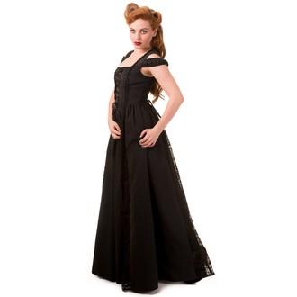 BANNED női ruha - Black, BANNED