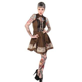BANNED női ruha - Brown, BANNED