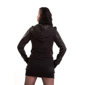 kapucnis pulóver női - Trace - POIZEN INDUSTRIES, POIZEN INDUSTRIES