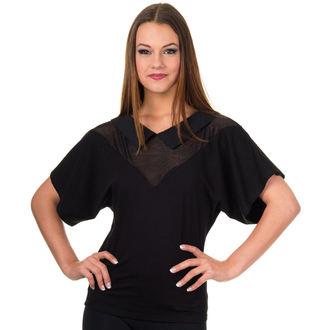 póló női - Black - BANNED, BANNED