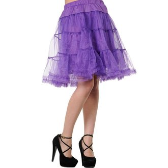 szoknya női (alsószoknya) BANNED - Purple, BANNED