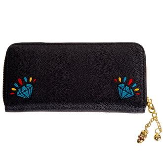 BANNED pénztárca - Black - WBN1441