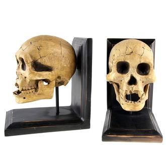 köyvtámaszték  könyvek Skull, NNM