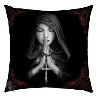 párna ANNE STOKES - Cushion Gótikus Prayer, ANNE STOKES