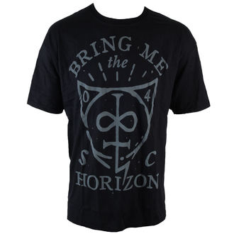 metál póló férfi Bring Me The Horizon - Hand Drawn Shield - ROCK OFF, ROCK OFF, Bring Me The Horizon