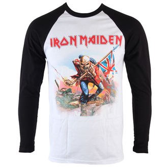 metál póló férfi Iron Maiden - Trooper - ROCK OFF, ROCK OFF, Iron Maiden