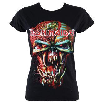metál póló női Iron Maiden - Final Frontier Eddie - ROCK OFF, ROCK OFF, Iron Maiden