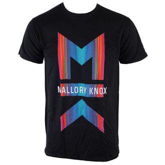 metál póló férfi Mallory Knox - Asymmetry - ROCK OFF - MKTS01MB