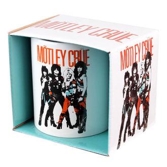 bögre Mötley Crüe - Vintage - ROCK OFF, ROCK OFF, Mötley Crüe