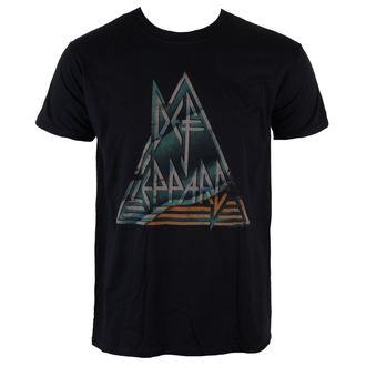 metál póló férfi Def Leppard - Pyramid - LIVE NATION, LIVE NATION, Def Leppard