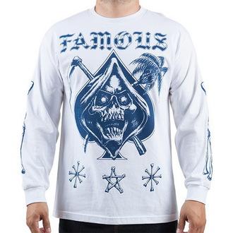 utcai póló férfi - Relax Reaper - FAMOUS STARS & STRAPS, FAMOUS STARS & STRAPS