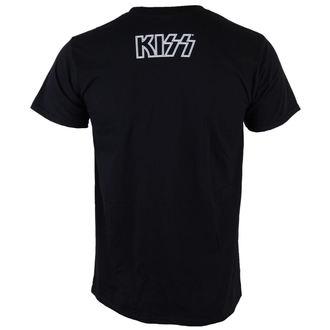 metál póló férfi Kiss - Gene Face - LIVE NATION, LIVE NATION, Kiss