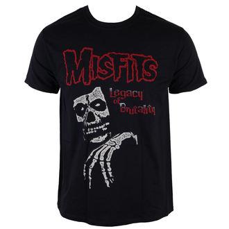metál póló férfi Misfits - Legacy Of Brutality - LIVE NATION, LIVE NATION, Misfits