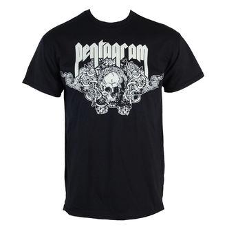 póló férfi Pentagram - Skull - RAZAMATAZ, RAZAMATAZ, Pentagram
