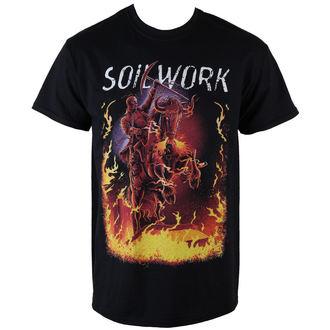 metál póló férfi SoilWork - Sledgehammer Messiah - RAZAMATAZ, RAZAMATAZ, SoilWork