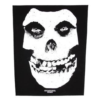 felvarró nagy Misfits - Face Skull - RAZAMATAZ, RAZAMATAZ, Misfits