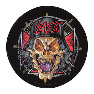 felvarró nagy Slayer - Wehrmacht Circular - RAZAMATAZ, RAZAMATAZ, Slayer