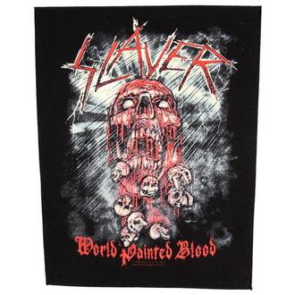 felvarró nagy Slayer - World Painted Blood - RAZAMATAZ, RAZAMATAZ, Slayer