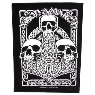 felvarró nagy Amon Amarth - Three Skull - RAZAMATAZ, RAZAMATAZ, Amon Amarth