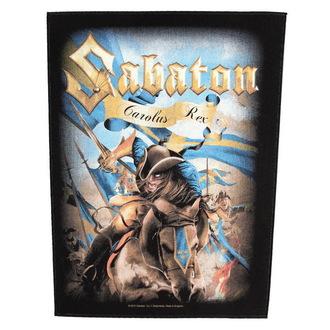 felvarró nagy Sabaton - Carolus Rex - RAZAMATAZ, RAZAMATAZ, Sabaton