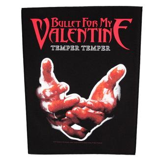 felvarró nagy Bullet For my Valentine - Temper Temper - RAZAMATAZ, RAZAMATAZ, Bullet For my Valentine