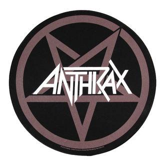 felvarró nagy Anthrax - Pantathrax - RAZAMATAZ, RAZAMATAZ, Anthrax