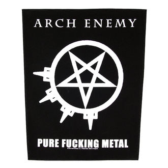 felvarró nagy Arch Enemy - Pure Fucking Metal - RAZAMATAZ, RAZAMATAZ, Arch Enemy
