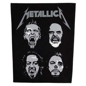 Metallica nagy felvarró - Undead - RAZAMATAZ, RAZAMATAZ, Metallica