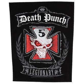 felvarró nagy Five Finger Death Puncs - Légiós - RAZAMATAZ, RAZAMATAZ, Five Finger Death Punch