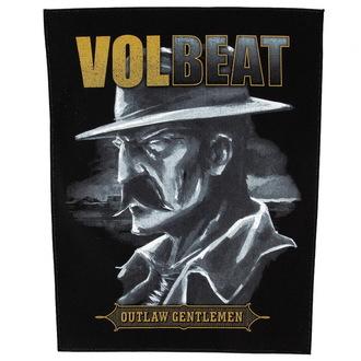 felvarró nagy Volbeat - Outlaw Gentlemen - RAZAMATAZ, RAZAMATAZ, Volbeat