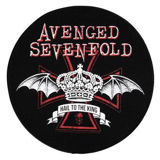 felvarró nagy Avenged Sevenfold - Red Crown - RAZAMATAZ, RAZAMATAZ, Avenged Sevenfold