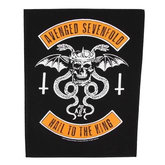 felvarró nagy Avenged Sevenfold - Biker - RAZAMATAZ, RAZAMATAZ, Avenged Sevenfold