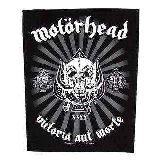 felvarró nagy Motörhead - Victoria Bérleti Morte 1975-2015 - RAZAMATAZ, RAZAMATAZ, Motörhead