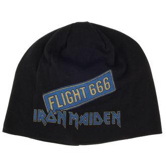 sapka Iron Maiden - Flight 666, ROCK OFF, Iron Maiden