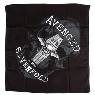 kendő Avenged Sevenfold - Beárnyékolta - RAZAMATAZ, RAZAMATAZ, Avenged Sevenfold