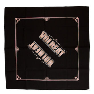 kendő Volbeat - Raven Logo - RAZAMATAZ, RAZAMATAZ, Volbeat