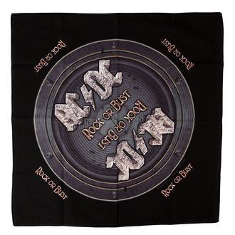 AC/DC kendő - Rock Or Bust - RAZAMATAZ, RAZAMATAZ, AC-DC