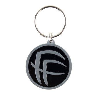 kulcstartó (kulcstartó) Fear Factory - Logo - RAZAMATAZ, RAZAMATAZ, Fear Factory