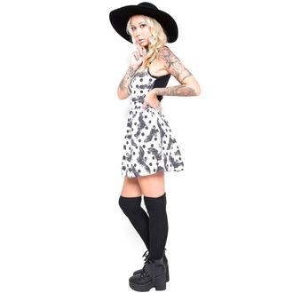 IRON FIST női ruha - Noctural - White