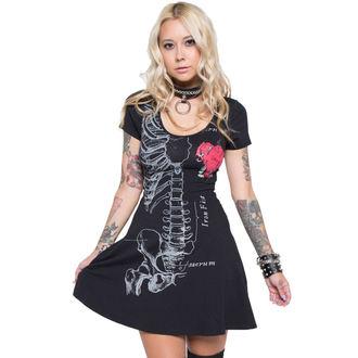IRON FIST női ruha - Wishbone II - Black, IRON FIST