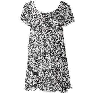 IRON FIST női ruha - Black Widow Babydoll - Black