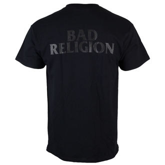 metál póló Bad Religion - Monochrome Crossbuster - KINGS ROAD, KINGS ROAD, Bad Religion