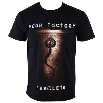 metál póló férfi Fear Factory - Obsolete - PLASTIC HEAD, PLASTIC HEAD, Fear Factory