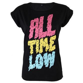 metál póló női All Time Low - Melted - PLASTIC HEAD, PLASTIC HEAD, All Time Low