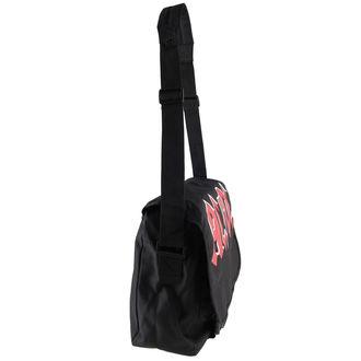 AC/DC táska- Logo - PLASTIC HEAD, PLASTIC HEAD, AC-DC