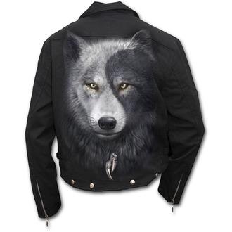 tavaszi/őszi dzseki férfi - Wolf Chi - SPIRAL, SPIRAL
